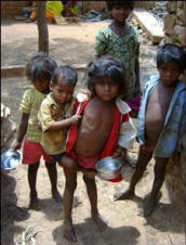 India had 2.1 million child deaths in 2006--more than any other country.  Photo: BBC News